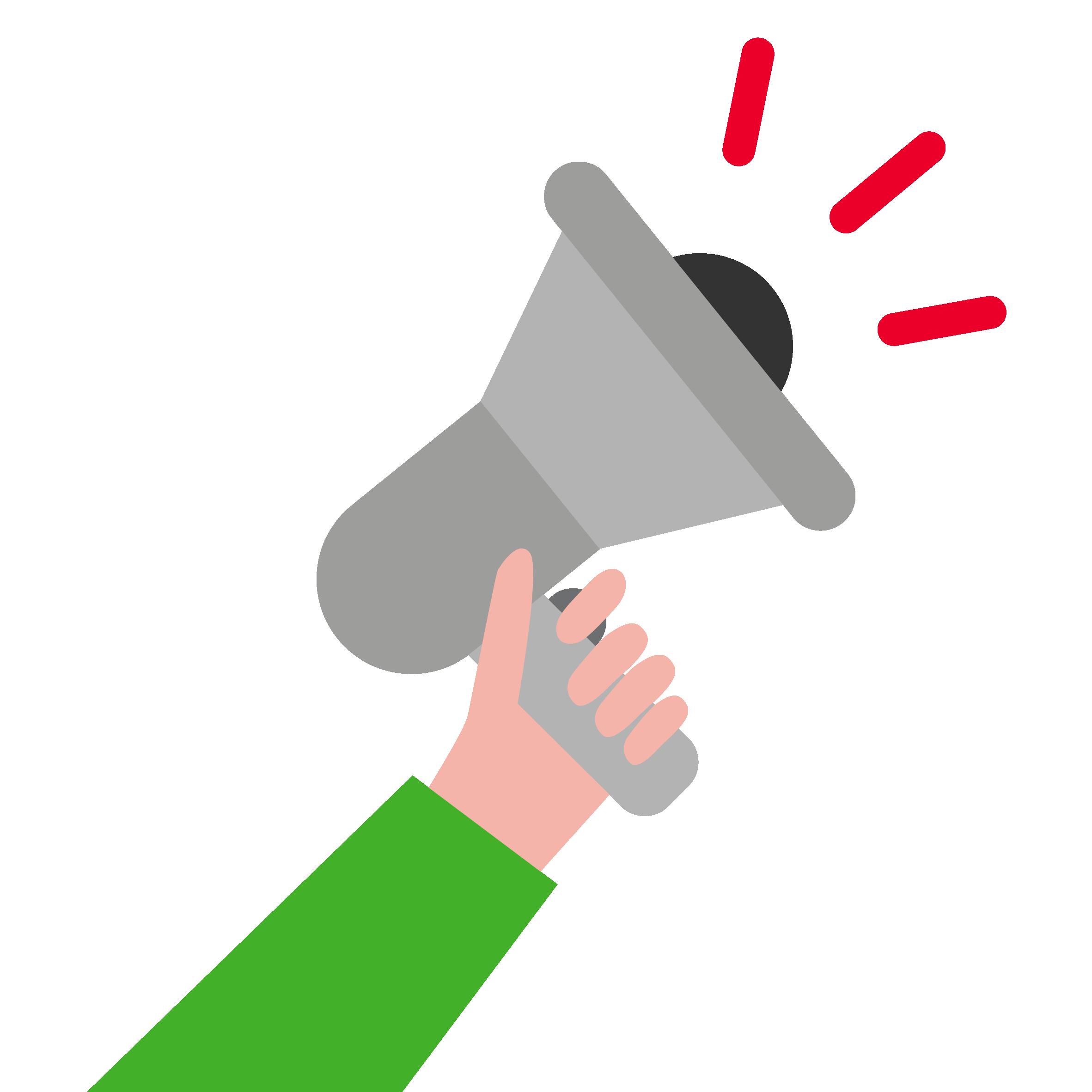 picto-megaphone