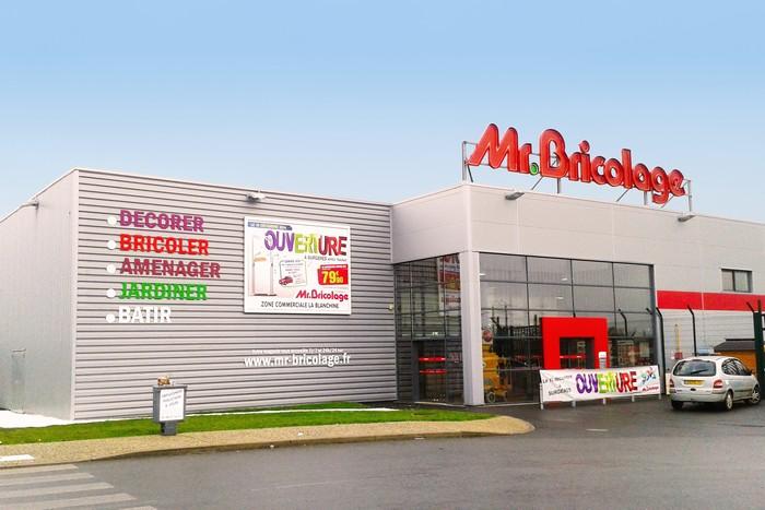 Mr bricolage ouvre deux magasins en d cembre mr bricolage - Magasin de bricolage limoges ...